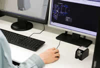 CAD外形図、仕様書、取扱説明書