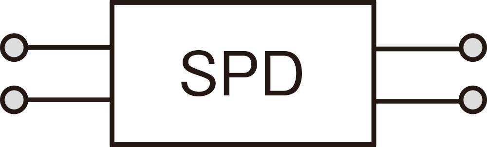 2ポートSPD