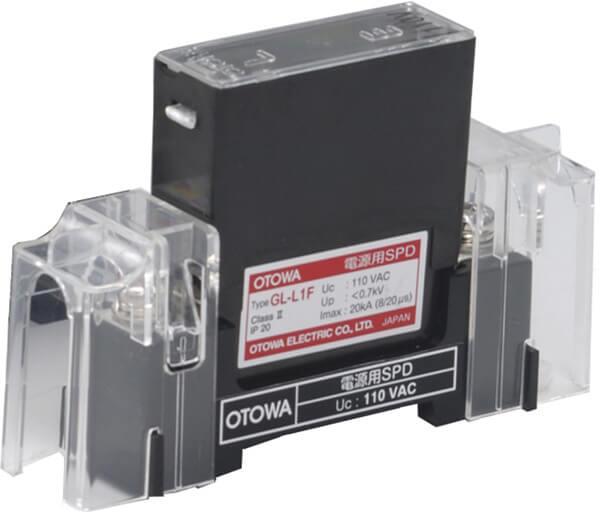 低圧電源用LGL避雷器