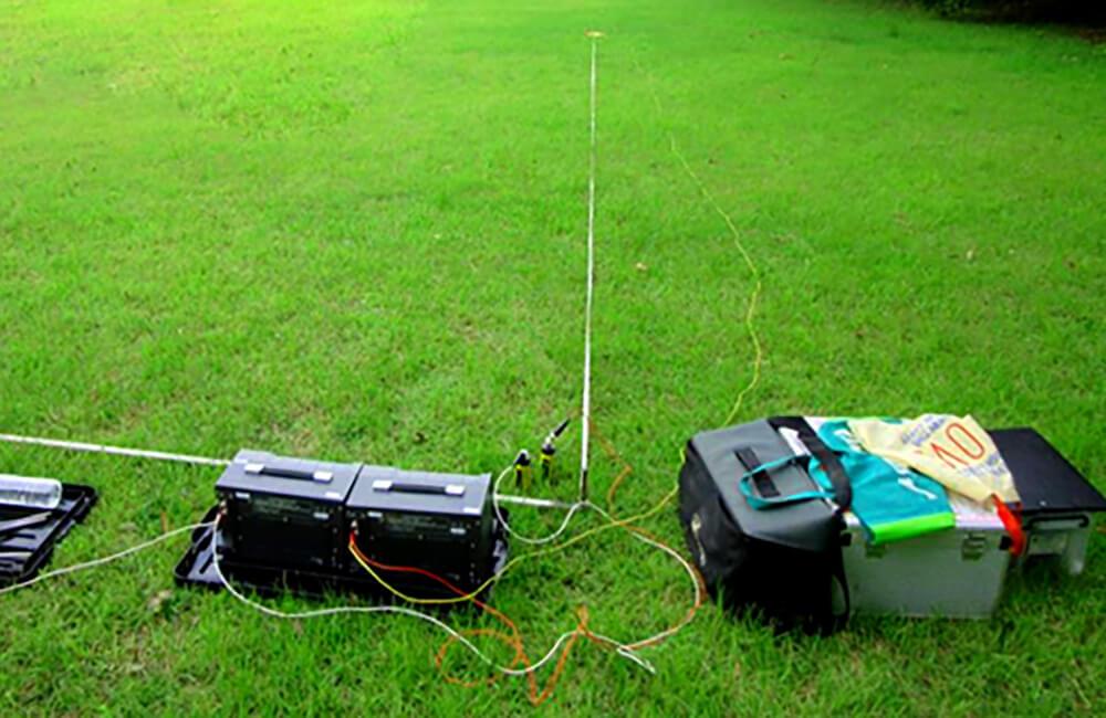 迷走電流の測定・調査