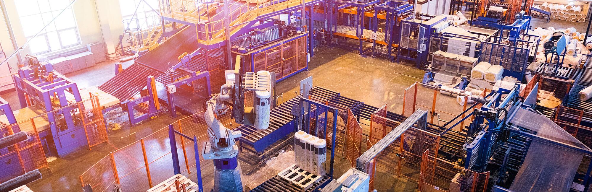 電源トラブルの対策が求められる生産設備