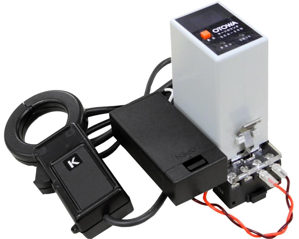 サージカウンタ 電池式 / 無電池式