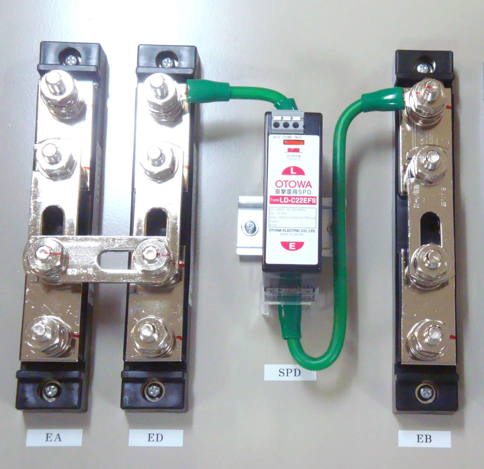 設置例(LD-C22EFS)