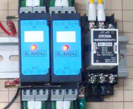 制御電源回路用SPD