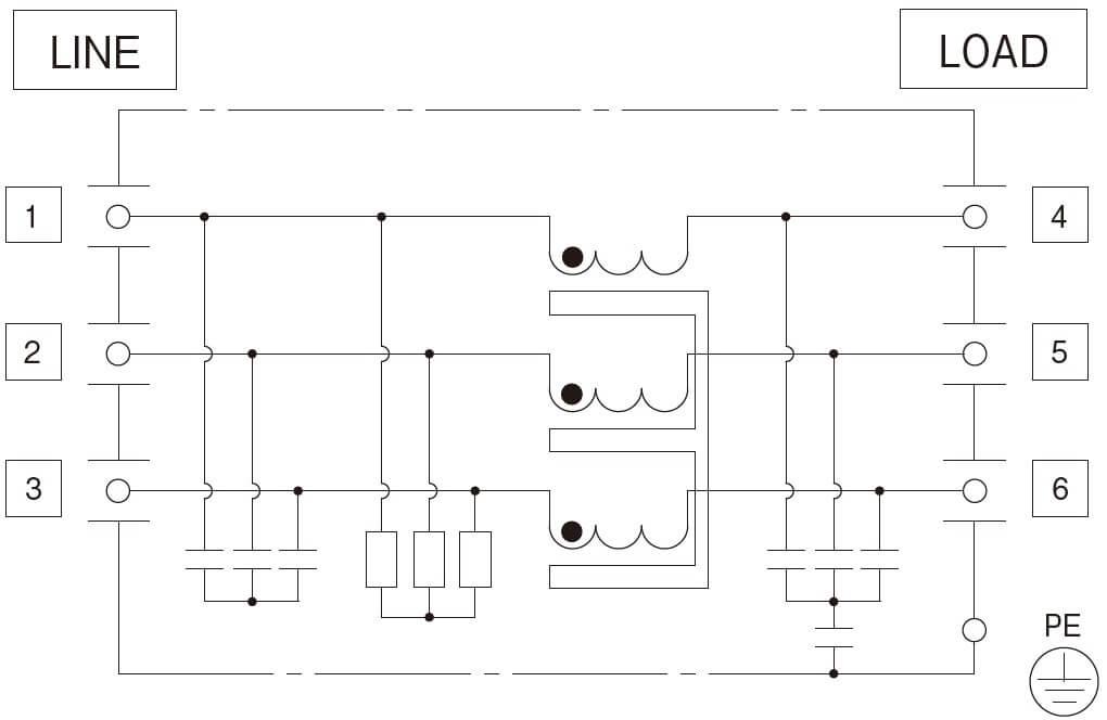 NF3000C-YXS回路
