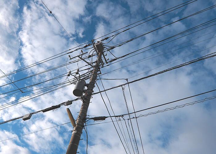 配電システムの雷対策