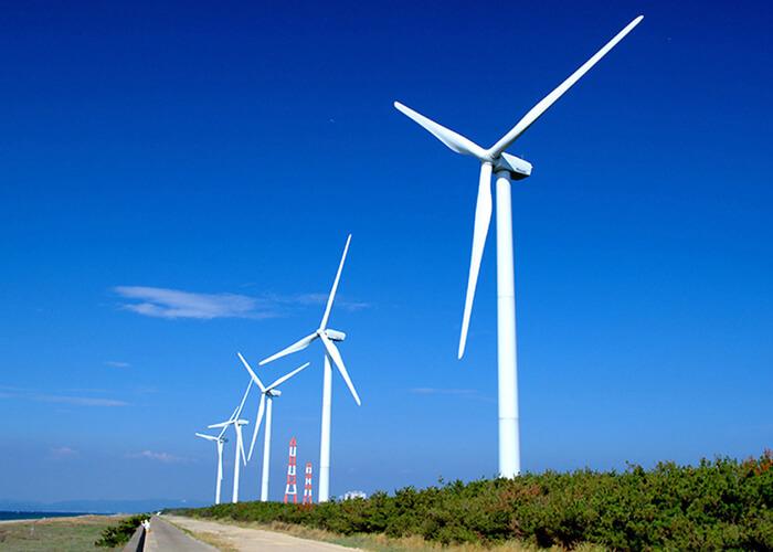 風力発電システムの雷対策