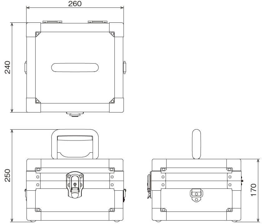 OIT-14外形図
