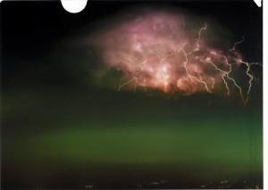 第5回雷写真コンテスト グランプリ作品「雷光」